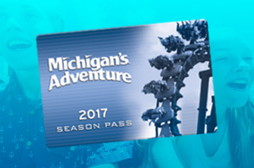 Michigan's Adventure Season Pass